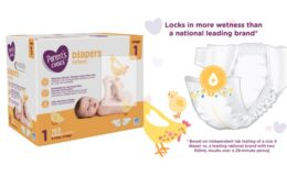 Parent's Choice Diapers, Size 1, 336 Diapers just $17.57 $.05/ Diaper
