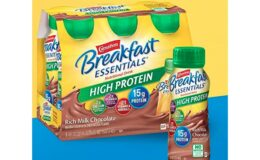 Great Price! Carnation Breakfast Essentials High Protein Ready-to-Drink, Rich Milk Chocolate, 8 Ounce Bottle (Pack of 24)