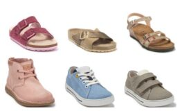 Up to 68% Off Select Birkenstock Shoes for the Family at Nordstrom Rack Prices Starting at $28.97