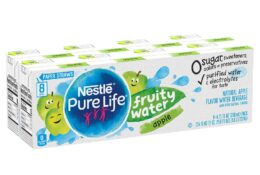 Nestle Pure Life Fruity Water 8pks Just $0.99 at ShopRite !{Ibotta Rebate}