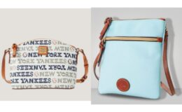 Dooney & Bourke Deals! Sports Themed Bags 40% Off, Double Zip Crossbody $49 (Reg. $108) + More