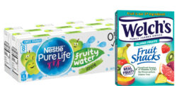 Today's Top New Coupons - Save on Nestle Pure Life, Clearasil, Welch's & More