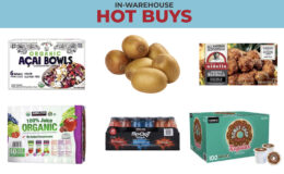 Costco:  In-Warehouse Hot Buys!