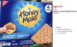 Costco:  Hot Deal on Nabisco Honey Maid Grahams - $2.50 off!
