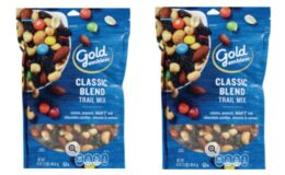 CVS SHOPPERS! Free Gold Emblem Trail Mix Classic or Fruit 8 oz. (Clip Coupon 7/10 Only, Check your CVS App!)