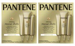 Pantene Intense Rescue Shots Just $0.99 + More at ShopRite!