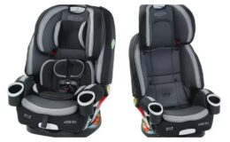 $100 Off Graco 4Ever DLX All-In-One Convertible Car Seat | Highly Rated