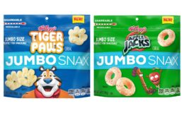 4 FREE Kellogg's Jumbo Cereal  Snax at ShopRite! {7/12-Rebate}