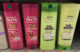 Garnier Fructis Shampoo or Conditioners just $1.00 at Stop & Shop & Giant!