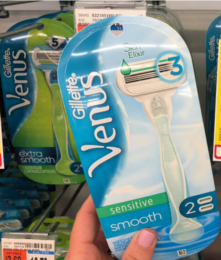Walgreens Shoppers - $2.99 Venus Razors!