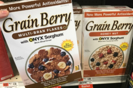 Acme Shoppers - $0.49 Grain Berry Cereal!