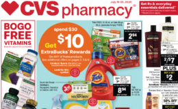 Insider Preview of the Best Deals at CVS starting 7/19