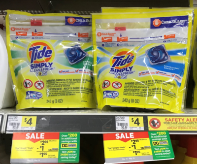New $5/$25 Dollar General Coupon - 14 FREE Products + $1.10 Overage! {8/1 Only}