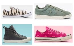 Extra 40% off Clearance at Converse - Twisted Archive Prints Chuck Taylor All Star only $20.98 (reg.$55) + Free Shipping!
