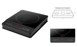 Insignia™ - Single-Zone Induction Cooktop just $34.99 {Reg. $79.99} at Best Buy