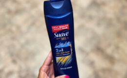 Suave Essentials and Suave Men Body Wash Only $0.50 at CVS! {Ibotta Rebate}