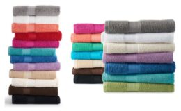 Kohl's Cardholders: The Big One Solid Bath Towels only $2.79 each (Reg. $9.99) + Free Shipping!
