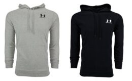 Under Armour Men's Lightweight Pullover Hoodie $16 at Proozy! (reg. $55)