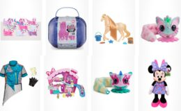 Save up to 70% on Select Dolls & Accessories Disney, L.O.L, Puppy Surprise, & More!