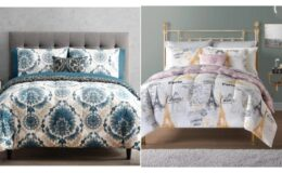 12-Pc. Reversible Comforter Sets Any Size $42.99 (Reg. up to $120) at Macy's