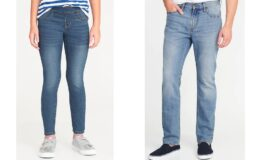 Old Navy Jeans Sale: $8 for Kids, $10 Adults