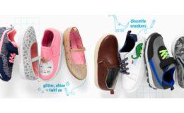 BOGO Carter's & Oshkosh Shoes Starting At Just $10 each!