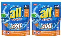 All Mighty Pacs and Liquid Laundry Detergent Only $1.99 at CVS!
