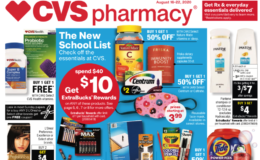 Insider Preview of the Best Deals at CVS starting 8/16
