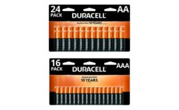 2 Free Packs of Duracell AA/AAA Batteries {After Rewards} at Office Depot/Office Max