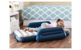 Ozark Trail Kids Camping Airbed with Travel Bag just $14.98 (reg. $24.96) at Walmart