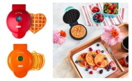 Kohl's Cardholder Deal: 30% Off + Free Shipping! Dash Mini Waffle Makers only $6.99 (reg. $19.99)