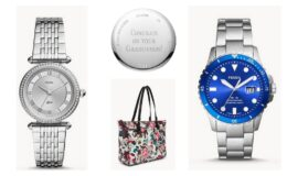 Extra 40% off Sale Styles + Free Shipping at Fossil! Lyric Three-Hand Stainless Steel Watch only $30.96 Shipped (reg. $129)