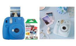 FujiFilm Instax Mini 9 Instant Print Camera with 20 Pack of Film $50.46 Shipped at QVC (reg. $82.50)