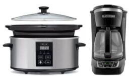 Small Appliances only $19.99 at Macy's (Reg. $44.99)