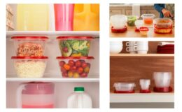 Rubbermaid TakeAlongs Food Storage Container, 40-Piece Set just $9.98