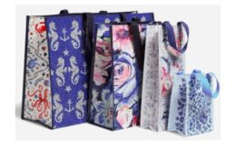 Last Day! Extra 25% Off Everything, Including Sale + Free Shipping at Vera Bradley - 4 Pc. Market Tote Set $10.50 Shipped (Reg. $20)