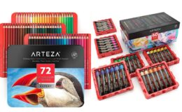 Up to 48% off on Arteza Art and Office Supplies