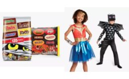 30% Off Halloween Costumes & Candy at Target