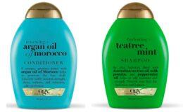 43% Off OGX Shampoo & Conditioner + B1G1 50% Off