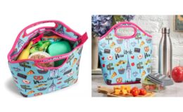 Fit & Fresh Rongrong New York Lunch Tote $7.49 (Reg. $14.99)