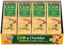 Keebler Sandwich Crackers Just $0.99 at ShopRite!