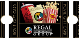 Rite Aid Shoppers - Save Up To $10 on Regal Entertainment and Sling TV Gift Cards!