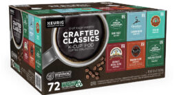 Costco:  Hot Deal on Keurig K-Cup Pods Variety Pack - $6.00 off!
