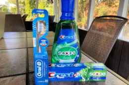 Crest Toothpaste, Oral-B Toothbrushes and Scope Mouthwash as Low as FREE at CVS! {Ibotta Rebate}