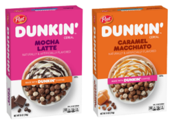 Post Dunkin Cereals as low as $1 each at Stop & Shop {Rebate}