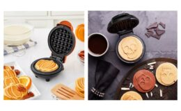 Dash Mini Skull or Pumpkin Waffle Makers only $9.99 at Target