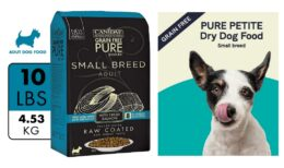 50% Off Coupon! CANIDAE Grain Free Pure Petite Small Breed Raw Coated Dry Dog Food {Amazon}