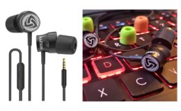 Hot Promo Code! 70% off Ludos Wired-Earbuds-Earphones-Headphones-Microphone {Amazon}
