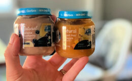 8 FREE Gerber Naturals Baby Food Jars at ShopRite!(9/27}