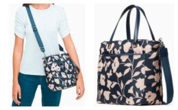 Kate Spade Jae Garden Vine Medium Satchel only $99 (Reg. $259) + Free Shipping!